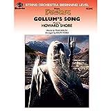 Gollum's Song - SCORE