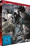 Attack on Titan - 2. Staffel - Blu-ray Vol. 1 [Alemania] [Blu-ray]