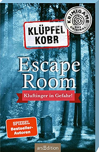 Klüpfel Kobr: Kluftinger in Gefahr! Ein Escape-Room-Spiel