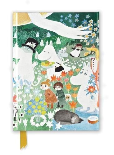 Premium Notizbuch DIN A5: Tove Jansson, Die wundersame Reise ins Mumintal: Unser hochwertiges, liniertes Blankbook mit festem, künstlerisch geprägtem ... Notizbuch DIN A 5 mit Magnetverschluss)