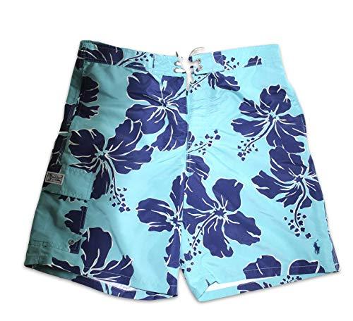 Ralph Lauren Polo Herren Badehose Kailua - Blau - Large