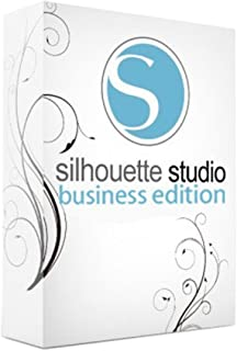 Silhouette SILH-STUDIO-BE-3T SILH 3 Studio Business Edition Card, White