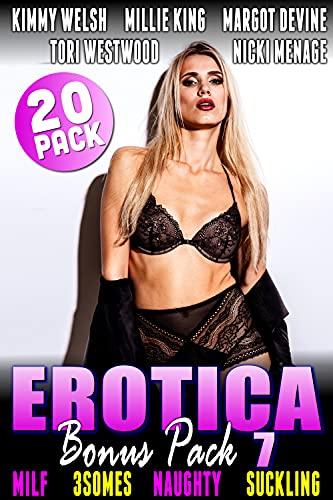 Erotica Bonus Pack 7 : 20-Pack (English Edition)