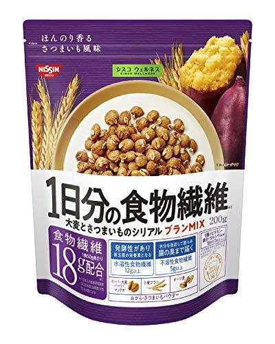 日清シスコシスコウェルネス1日分の食物繊維200g×6袋