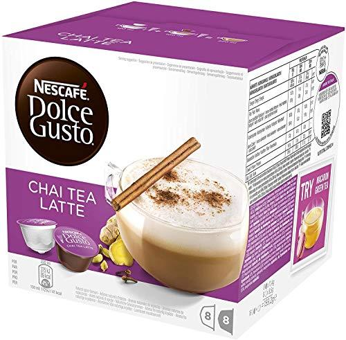Dolce Gusto Chai té Latte 48 Cápsulas por Shop4Less...