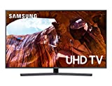 Samsung UE50RU7400U Smart TV 4K Ultra HD 50' Wi-Fi DVB-T2CS2, Serie RU7400 2019,...