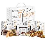PERSONALIZZA il tuo KIT PROTEICO per 7 giorni Line@diet! Buste e snack dolci o salati ad alto contenuto di...