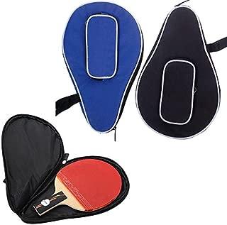 Ownsig Waterproof Nylon Table Tennis Racket Bag PingPong Paddle Bat Storage Case Box Zipper #01