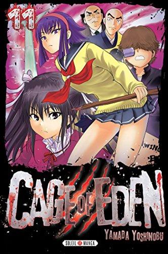 Cage of Eden T11