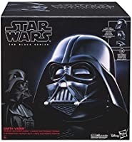 Hasbro E0328EU4 - Star Wars The Black-serien replika Darth Vader hjälm
