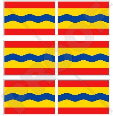 OVERIJSSEL Provincie Vlag Nederland, Overissel Nederland Nederland 40mm (1,6
