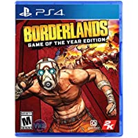 Borderlands: Game of The Year Edition for PlayStation 4 by 2K Games
