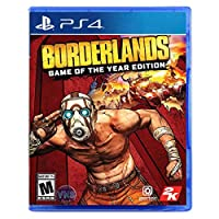 Borderlands Game of the Year Edition Playstation 4 (Physical Version) by Borderlands 2 ( Imported Game.)