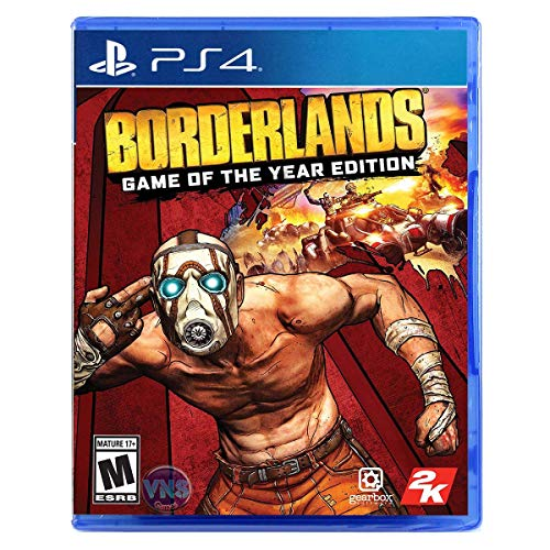 Borderlands Game of the Year Edition Playstation 4 (Physikalische Version)