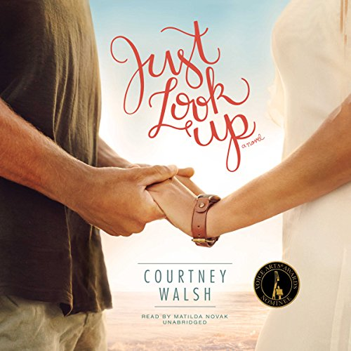 Just Look Up audiobook cover art