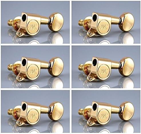 ご注文で当日配送 6R Wilkinson WJ05 Tuners おしゃれ Machine heads Oval Tuner Mini Strat for