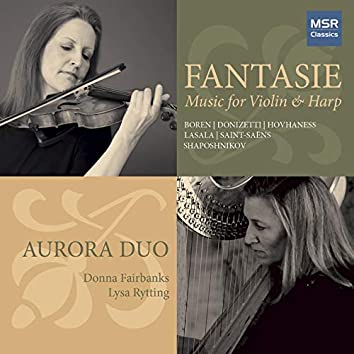 Fantasie - Music for Violin and Harp