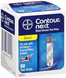 Bayer Contour Next Strips 50