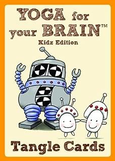 Yoga for Your Brain (TM) Kidz Edition: Tangle Cards (Design Originals)