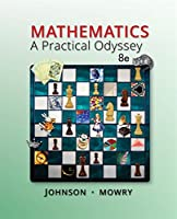 Mathematics: A Practical Odyssey, 8th Edition Front Cover