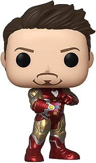Funko Pop! Marvel Avengers Endgame Iron Man with Gauntlet, Action Figure - 43363