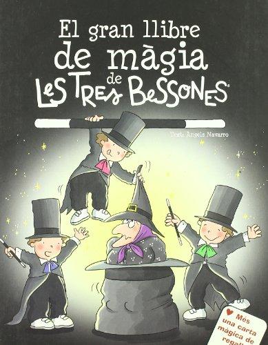 El gran llibre de màgia de Les Tres Bessones