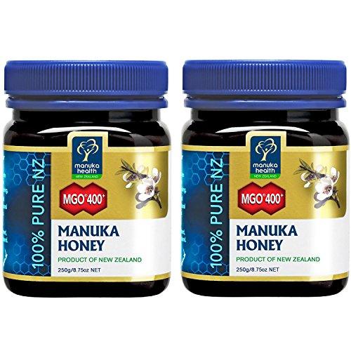 Manuka Health MGO 400+ Manuka Honig Doppelpack (2 x 250g)