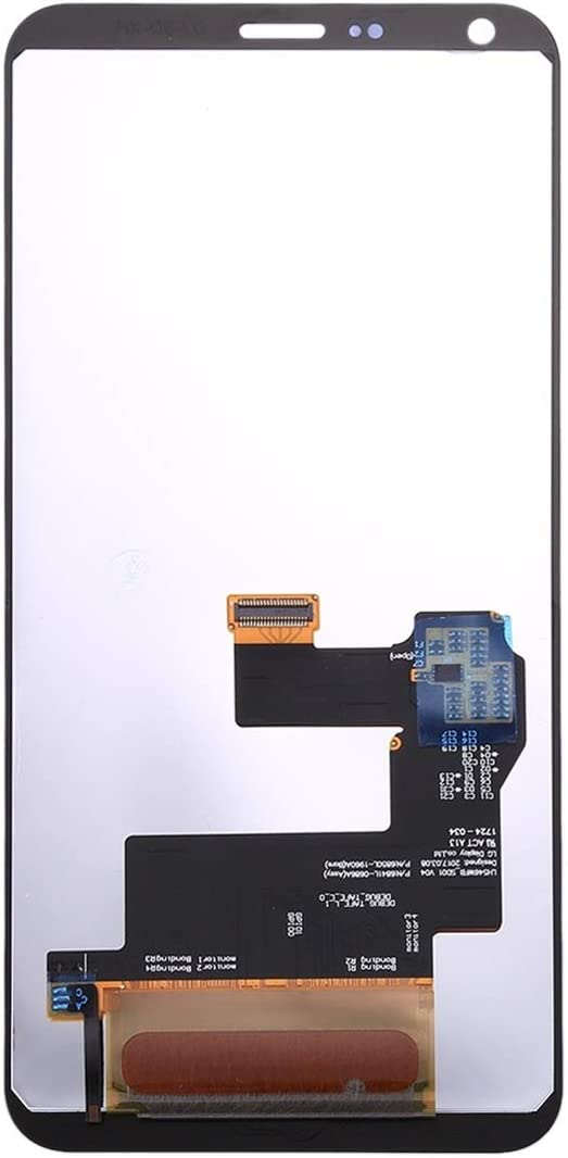 MAYOFO Good Quality.LCD Screen and Digitizer Full Assembly for LG Q6 Q6 Black Color : Black LG-M700 M700 M700A US700 M700H M703 M700Y