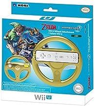 HORI Mario Kart 8 Racing Wheel Link para Nintendo Wii U e Wii