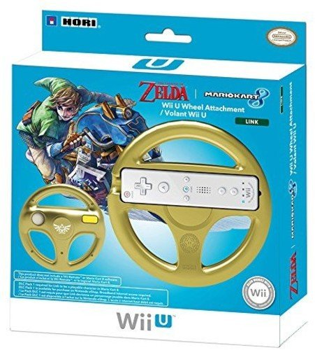 Hori - Volante Mario Kart 8 Link (Nintendo Wii U)