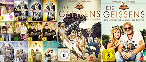Staffel 1-11 (43 DVDs)