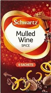 Schwartz Mulled Wine Spice 18g