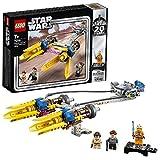 LEGO StarWars SgusciodiAnakin–Edizione20°Anniversario, Minifigure da...