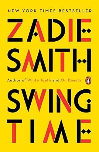 Swing Time A Novel product image