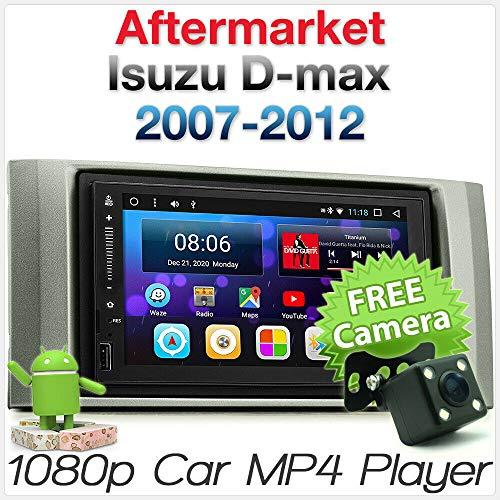 TUNEZ® InDash Lecteur stéréo de voiture à écran tactile Android 7\
