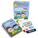 merka Educational Flash Cards Roadtrip Games Kids...