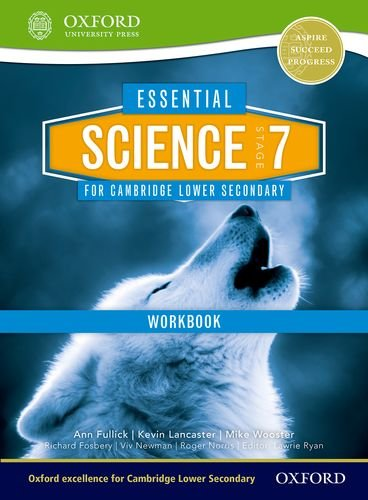 Essential Science for Cambridge Secondary 1 Stage 7 Workbook (CIE IGCSE Essential Series)