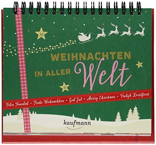 Weihnachten in aller Welt. Ein Adventskalender
