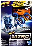 Hasbro E1270 Nerf Nitro Soft Racer Sparksmash