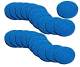 21 Fine Filter Pads for Fluval FX4 / FX5 / FX6 by Zanyzap