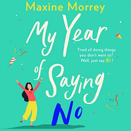 My Year of Saying No cover art
