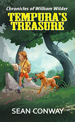 Tempura's Treasure (The Chronicles of William Wilder Book 1) (English Edition)