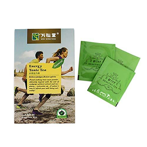 Energy Tonic Tea Yiitay Relieve Fatique Renew Spirits Kidney Health Tonifying Kidney Tea