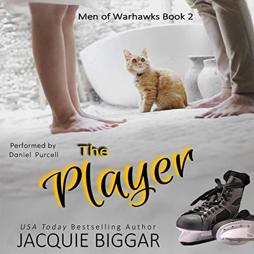 The Player Audiobook By Jacquie Biggar cover art