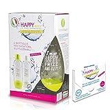 Happy Frizz Pack Bottiglie per Gasatore Universali + Kit Pulizia Bottiglie