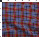 Schottenmuster, Schottenkaro, Schottisch, Lavendel, Rot
