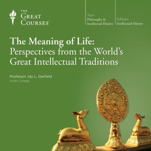 The Meaning of Life: Perspectives from the World's Great Intellectual Traditions audiobook cover art