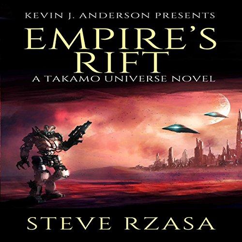 Empire's Rift: The Baedecker Invasion audiobook cover art