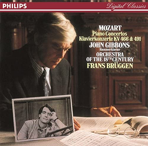 John Gibbons, Orchestra Of The 18th Century & Frans Brüggen