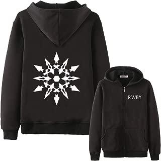 RWBY Season Ruby Rose Volume 4 Yang Xiao Weiss Blake Cosplay Jacket Coat Hoodie